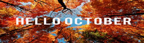 Hello October